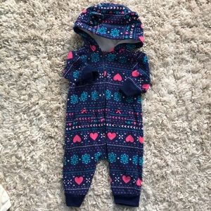 Carters Winter Outfit